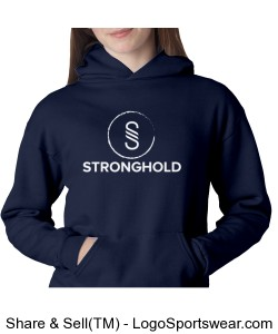Stronghold (White)/ Navy Design Zoom